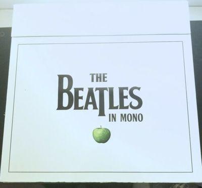 Gripsweat - The Beatles in Mono Vinyl Box Set 14 LP 180g New