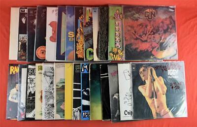 Gripsweat - 27X Classic Rock Punk Metal LP Albums Rutles