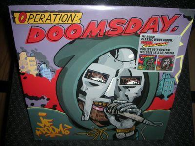 Gripsweat - MF Doom **Operation: Doomsday **BRAND NEW LP RECORD